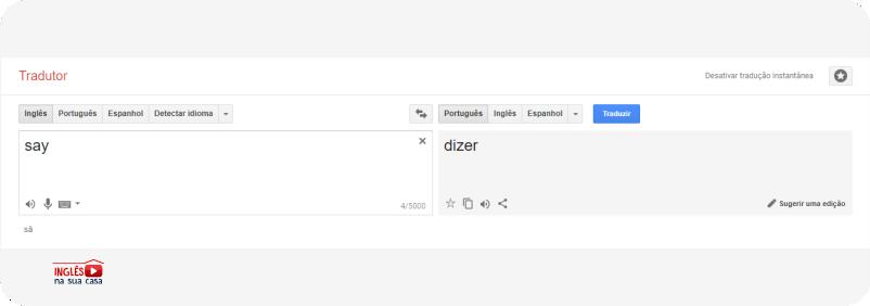 google tradutor funciona