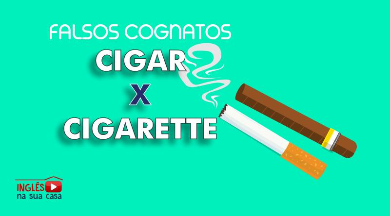 O que significa cigar