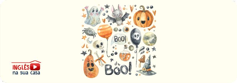 Texto sobre o halloween em inglês