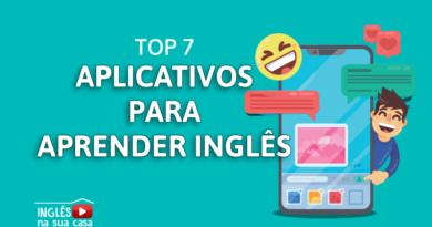 7 aplicativos para aprender inglês