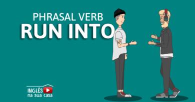 Run into tradução