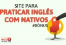 Site para praticar inglês com nativos